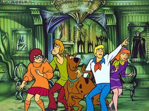 Scooby-Doo 壁紙