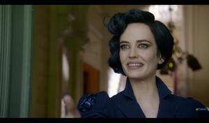 Screencap Miss Peregrine's ہوم for Peculiar Children Trailer