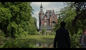 Screencap Miss Peregrine's accueil for Peculiar Children Trailer