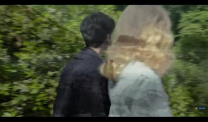 Screencap Miss Peregrine's inicial for Peculiar Children Trailer