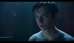 Screencap Miss Peregrine's घर for Peculiar Children Trailer
