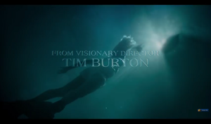 Screencap Miss Peregrine's trang chủ for Peculiar Children Trailer