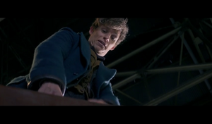 Screencaps Fantastic Beasts and Where To Find Them Teaser Trailer