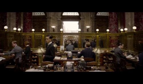 Fantastic Beasts and Where to Find Them wallpaper with a brasserie, a restaurant, and a bistro entitled Screencaps Fantastic Beasts and Where To Find Them Teaser Trailer