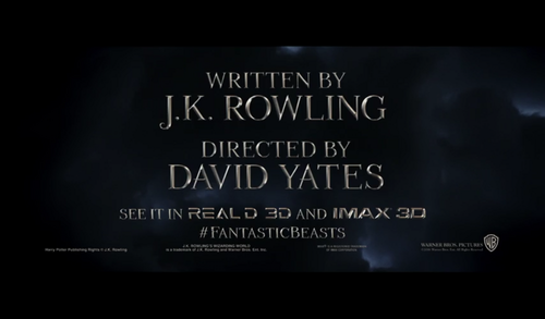 Fantastic Beasts and Where to Find Them wallpaper titled Screencaps - Fantastic Beasts and Where to FindThem Teaser Trailer