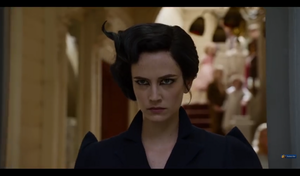 Screencaps Miss Peregrine's nyumbani For Peculiar Children Trailer