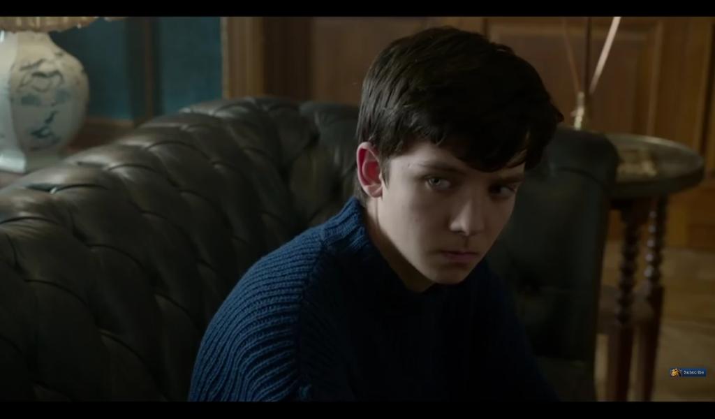 Screencaps Miss Peregrine's Home For Peculiar Children Trailer