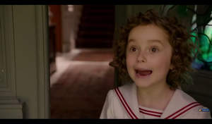 Screencaps Miss Peregrine's accueil For Peculiar Children Trailer