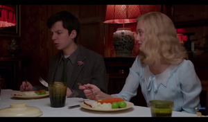 Screencaps Miss Peregrine's घर For Peculiar Children Trailer