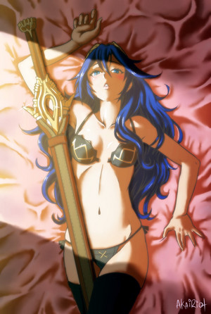 Sexy Lucina for 8
