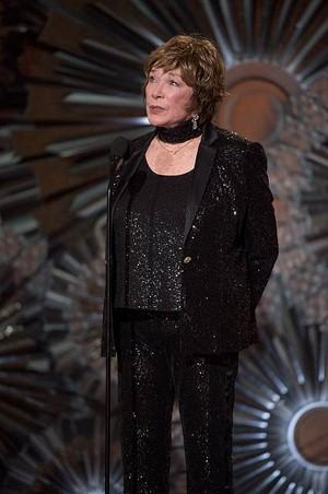 Shirley MacLaine (2015)