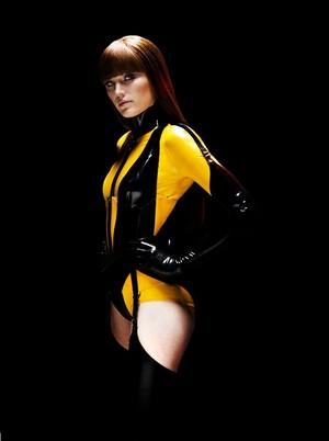 Silk Spectre II Watchmen promo