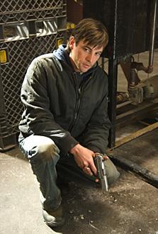 Skeet Ulrich as Jake Green in Jericho