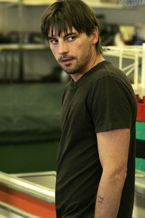 Skeet Ulrich as Jake Green in Jericho