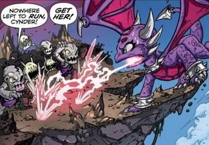 Skylanders Comic