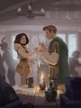 Snow White and Charming  - once-upon-a-time fan art