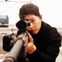 Song Joong Ki As Yoo Si Jin Song Joong Ki 송중기 Icono