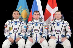 Soyuz TMA 18 Mission Crew