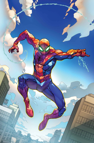 Spider-Man wallpaper with anime entitled Spider Man