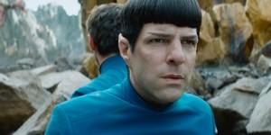 Spock - bintang Trek Beyond
