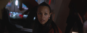 তারকা Trek Beyond - Uhura