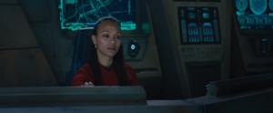 তারকা Trek Beyond - Uhura