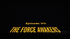 তারকা Wars: The Force Awakens - Blu-ray Screenshots