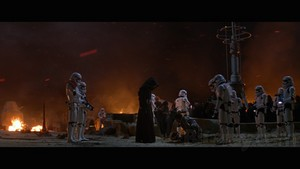 звезда Wars: The Force Awakens - Blu-ray Screenshots