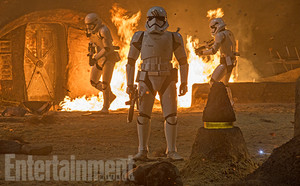 星, 星级 Wars: The Force Awakens - Exclusive Deleted Scenes