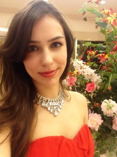 Stefanie Joosten 壁紙 with a portrait entitled Stefanie Joosten