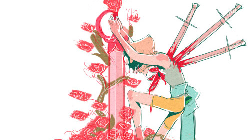Steven Universe Wallpaper With A Bouquet Called