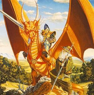 Sturm Brightblade on Золото dragon
