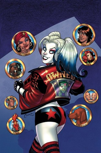 Harley Quinn wallpaper containing Anime entitled Suicide Squad (Comics) Harley Quinn