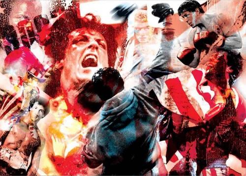 Sylvester Stallone wallpaper called Sylvester Stallone as Rocky