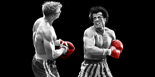 Sylvester Stallone wallpaper called Sylvester Stallone as Rocky