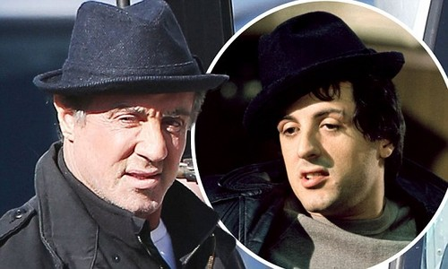 Sylvester Stallone 바탕화면 possibly containing a fedora and a boater titled Sylvester Stallone