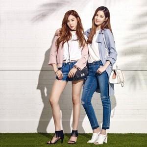 TaeTiSeo for fashion brand 'Mixxo'!