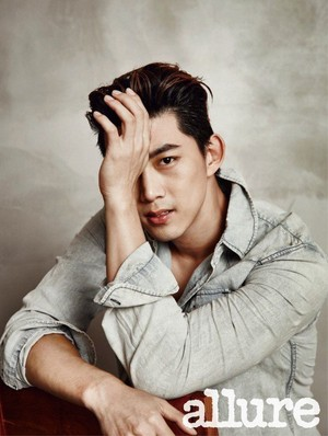 Taecyeon for ''Allure''