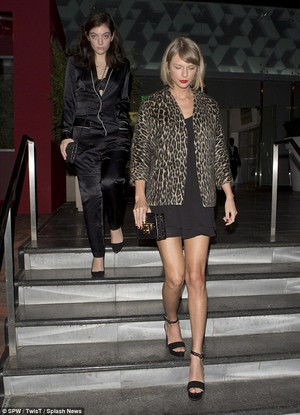 Taylor and Lorde