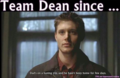 Team Dean :) - jensen-ackles photo