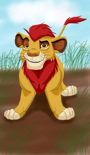 Teenage Kion