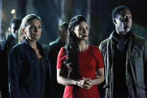 """The 100 """"Fallen"""" (3x10) promotional picture"""