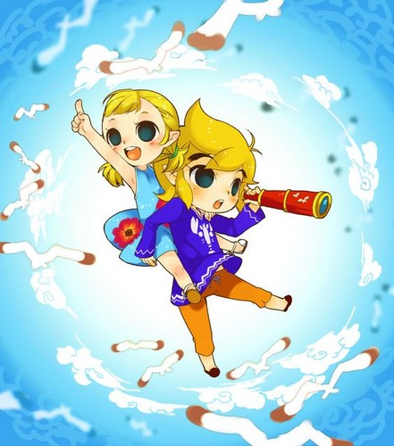 Zelda Wind Waker wallpaper called The Legend of Zelda The Wind Waker ...