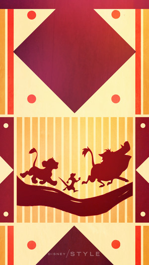 The Lion King Phone 壁纸