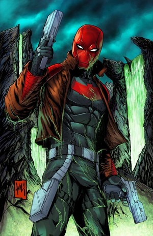 The Red capucha, campana - Jason Todd