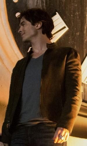 The Vampire Diaries Damon Salvatore Ian Somerhalder