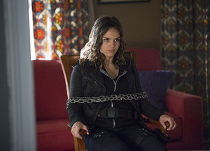 "The Vampire Diaries ""I Went to the Woods"" (7x17) promotional picture"