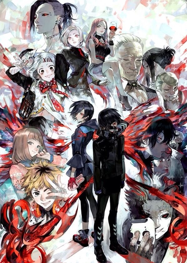 The World of Tokyo Ghoul