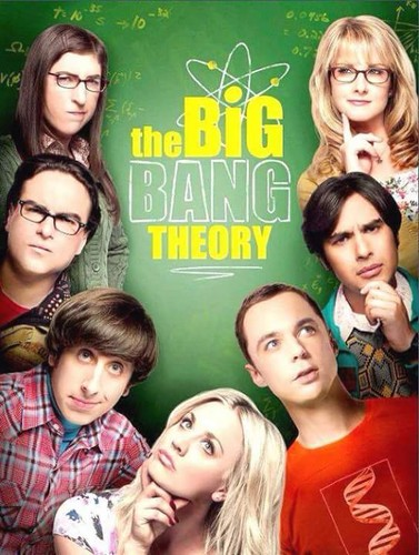 빅뱅이론 바탕화면 containing a portrait entitled The big bang theory poster