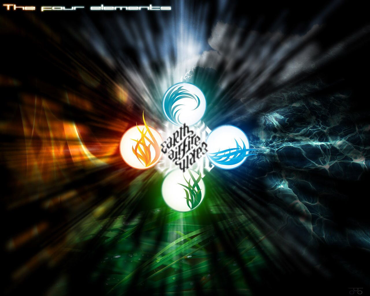 Http Www Fanpop Com Clubs The Four Elements Images 39436376 Title Four Elements Wallpaper